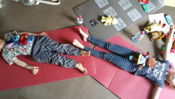 premieres seances mini yoga