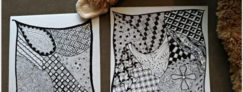 zen and doodle