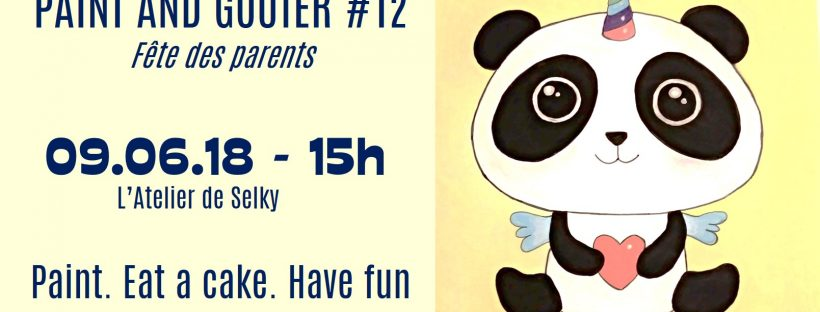 paint and gouter panda BIS 2 parents